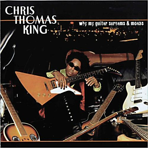 Chris Thomas King