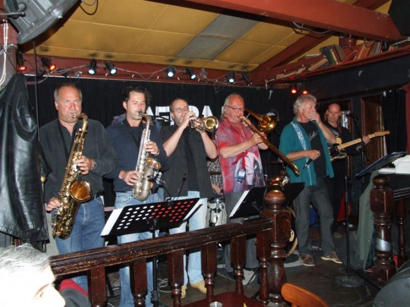 Delbert Morrison Band