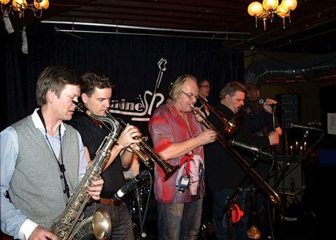 The Sensational Blues Band & Andrea